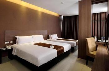 Vio Hotel Pasteur Bandung - Deluxe Family Room Only Regular Plan