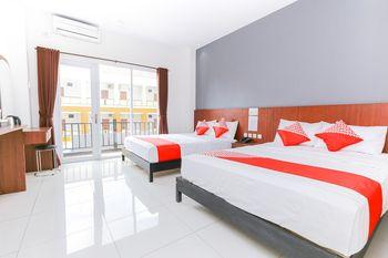 Capital O 1246 Hotel Grand Pacific Pangandaran - Standard Family Room Regular Plan