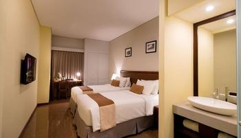 Kutabex Hotel Bali - Superior Room - with Breakfast  Same Day Deal Discount 28%
