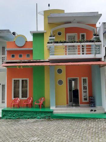 Villa Berastagi Highand 8-o Karo - Full Villa - 3 bedroom Regular Plan