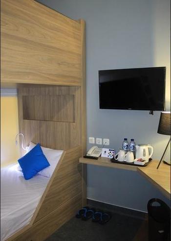 Kapal Garden Hotel Malang - Standard Twin Room Regular Plan