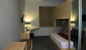 Kapal Garden Hotel Malang - Superior Quadran Room Only Regular Plan