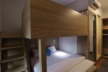 Kapal Garden Hotel by UMM Malang - Superior Quadran Room Only Regular Plan