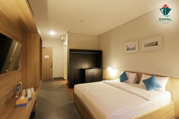 Kapal Garden Hotel by UMM Malang - Stateroom Deluxe Double Always On