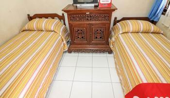 NIDA Rooms Kaliurang Sri Nindita - Double Room Single Occupancy Special Promo