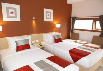 Tibera Hotel Taman Cibeunying Bandung - Amazing Room Only - Without Breakfast & Guest Amenities Regular Plan