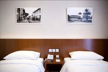 PRIME PARK Hotel Bandung - Deluxe Twin Room Only Peyuk