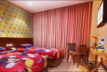PRIME PARK Hotel Bandung - Deluxe Room Regular Plan