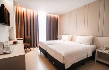 PRIME PARK Hotel Bandung - Premier Twin Room Breakfast Regular Plan