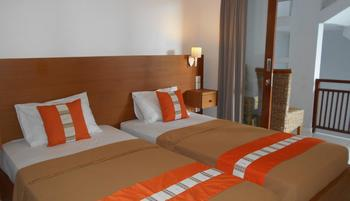 Spunky Premiere Kuta - Standard Twin Room Only Regular Plan
