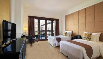 Grand Palace Hotel Sanur - Bali Bali - Deluxe Room Hot Deal Promotion 40% OFF