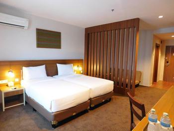 Megara Hotel Pekanbaru Pekanbaru - Junior Suite Twin Regular Plan