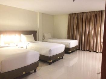 Megara Hotel by Azana Pekanbaru - Executive Family Regular Plan