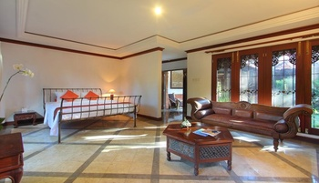 Fare Ti'i Villas Bali - Villa 4, 2 Bedroom Regular Plan