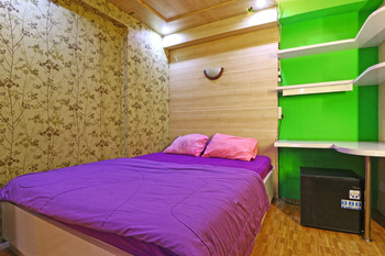 Inkubus Gateway Apartment Ahmad Yani Bandung - Studio Minimum Stay