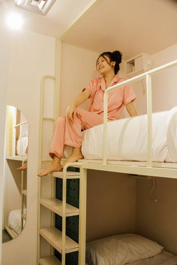 TEMMU Co Living Bandung - Temmu Private Double dengan Kamar Mandi Bersama Regular Plan