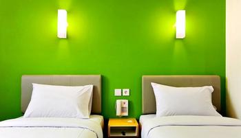 Amaris Bandara Jakarta - Smart Room Twin Offer Last Minute Deal