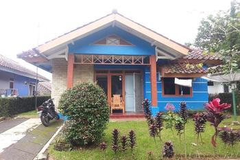 Villa Kota Bunga Blok D By DCM Cianjur - Villa Blok D 2 Bedroom Regular Plan