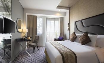 Aston Bellevue Radio Dalam Jakarta - Deluxe King Room Regular Plan