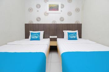 Airy Sumber Pajajaran Utara Satu 44 Solo - Standard Twin Room Only Special Promo Jan 5