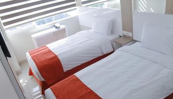 Brothers Inn Babarsari Jogja - Standard Twin Room Regular Plan