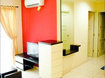 Jakarta Private Apartment at City Home - MOI