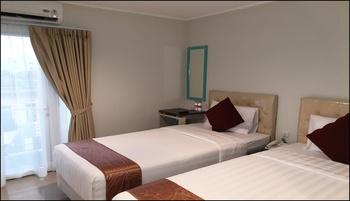 Aruuman Hotel Simpanglima Semarang Semarang - Superior Room with Breakfast Always On