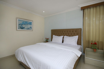 Zen Boutique Syariah Hotel Jakarta - Deluxe Double Room Only Regular Plan