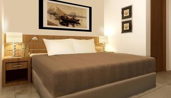 DPT 33 Surabaya - Standard Kingsize Room Only Over Stay Promo RO