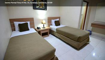 DPT 33 Surabaya - Standard Twin Room Only P Special Promo