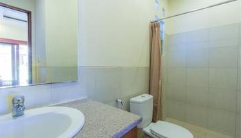 RedDoorz @ Tegal Sari Berawa Bali - RedDoorz Room Regular Plan