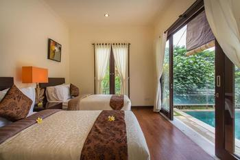 The Reika Villas by Nagisa Bali Bali - Villa One Bedroom with Private Pool After Hour