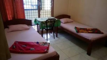 Hotel Sumatera Balige Danau Toba - Economic Room 2 Bed with TV Bed Breakfast FC Stay More Pay Less