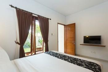 Rabasta Kubu Bali Suites Seminyak Bali - Deluxe With Balcony Regular Plan