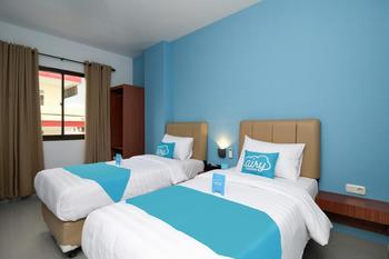 Airy Pontianak Selatan Pahlawan 40 - Standard Twin Room Room Only Special Promo Oct 45