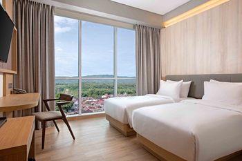 Hotel Santika Bukittinggi Bukittinggi - Deluxe Room Twin Staycation Offer Regular Plan