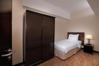 Grand Dafam Braga Bandung (formerly Aston Braga) Bandung - Condotel 2 Bedroom Regular Plan