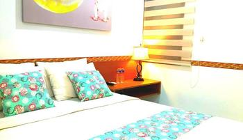 SM Residence Pasteur - Deluxe Double Bed AC (max 2 orang) Regular Plan