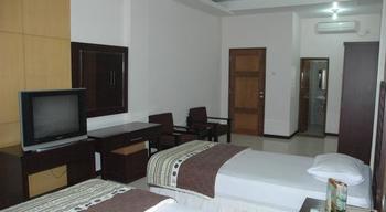 Hotel Bontocinde Makassar - Deluxe Room Regular Plan