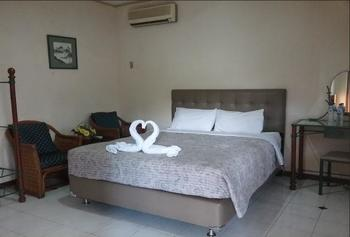 Hotel Talenta 3 Yogyakarta - Mawar Double Room Regular Plan