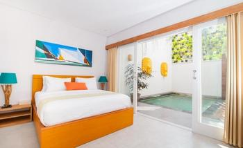 Apple Villa Suite Spa Seminyak Bali - Two Bedroom Villa Regular Plan