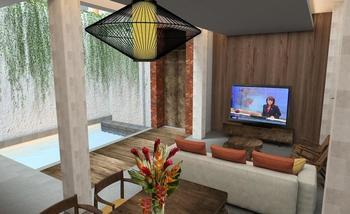 Apple Villa Suite Spa Seminyak Bali - Deluxe One Bedroom Villa with Private Pool Regular Plan