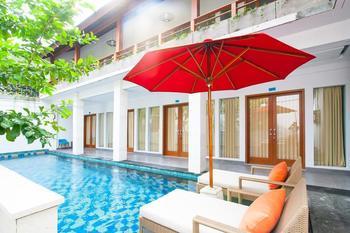 Apple Villa Suite Spa Seminyak Bali - Deluxe Suite with Pool Access Room Only Regular Plan