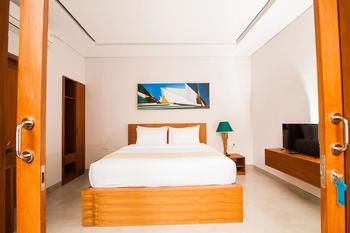 Apple Villa Suite Spa Seminyak Bali - One Bedroom Villa Room Only Regular Plan