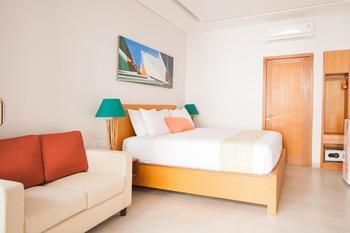 Apple Villa Suite Spa Seminyak Bali - Studio Room Only  Regular Plan