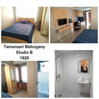 Tamansari Mahogany by SA Property Karawang - Studio B Room Only NRF Min 2N, 40%