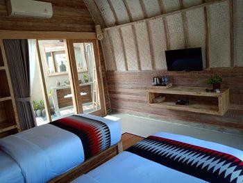 Kompyang Cottage Bali - Twin Room with Bathtub Big Deals