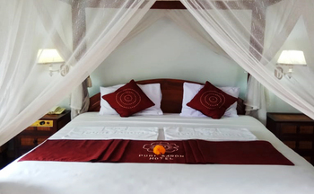Puri Saron Hotel Gianyar Bali - Deluxe Valley View Room Only FLASH