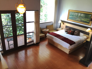 Puri Saron Hotel Gianyar Bali - One Bedroom Pool Villa with Valley View  Hot Deal