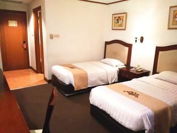 Grand Pasundan Hotel Bandung - Executive Twin Room Only Regular Plan